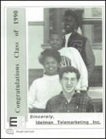 1990 Central High School Yearbook Page 216 & 217