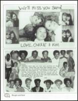 1990 Central High School Yearbook Page 222 & 223