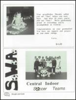 1990 Central High School Yearbook Page 228 & 229
