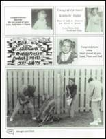1990 Central High School Yearbook Page 242 & 243