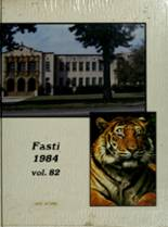 1984 Yearbook Chaffey High School