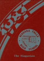 1981 Yearbook Niagara Falls High School