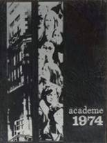 1974 Yearbook Academy High School