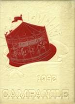 1952 Yearbook Belmont High School