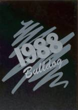 1988 Yearbook Forgan High School