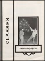 1984 Pernell High School Yearbook Page 14 & 15
