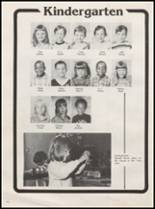 1984 Pernell High School Yearbook Page 16 & 17