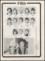 1984 Pernell High School Yearbook Page 20 & 21
