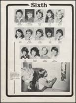 1984 Pernell High School Yearbook Page 22 & 23