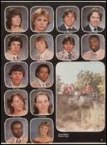 1984 Pernell High School Yearbook Page 28 & 29