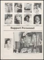 1984 Pernell High School Yearbook Page 34 & 35