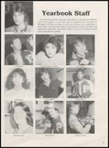 1984 Pernell High School Yearbook Page 42 & 43