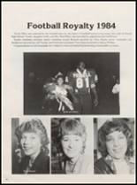 1984 Pernell High School Yearbook Page 46 & 47
