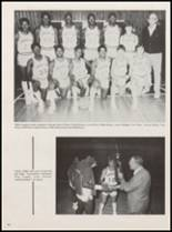 1984 Pernell High School Yearbook Page 56 & 57
