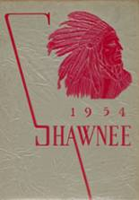 1954 Yearbook Shawano High School