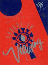 1995 Yearbook Parkview Arts Science Magnet High School