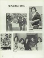 1979 Washington Union High School Yearbook Page 18 & 19