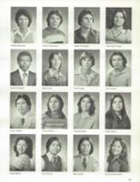1979 Washington Union High School Yearbook Page 22 & 23