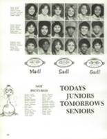 1979 Washington Union High School Yearbook Page 48 & 49