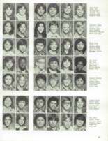 1979 Washington Union High School Yearbook Page 50 & 51