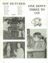 1979 Washington Union High School Yearbook Page 70 & 71