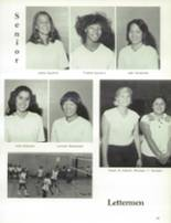 1979 Washington Union High School Yearbook Page 80 & 81