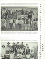 1979 Washington Union High School Yearbook Page 142 & 143