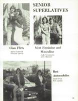 1979 Washington Union High School Yearbook Page 166 & 167