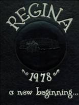 1978 Yearbook Notre Dame Academy