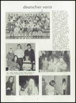 1970 Perham High School Yearbook Page 12 & 13