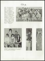 1970 Perham High School Yearbook Page 16 & 17