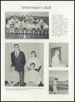 1970 Perham High School Yearbook Page 18 & 19