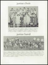 1970 Perham High School Yearbook Page 24 & 25