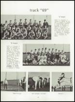 1970 Perham High School Yearbook Page 32 & 33