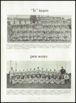 1970 Perham High School Yearbook Page 34 & 35