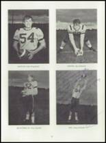 1970 Perham High School Yearbook Page 36 & 37