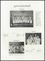 1970 Perham High School Yearbook Page 38 & 39