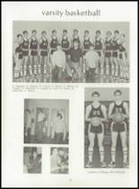 1970 Perham High School Yearbook Page 40 & 41