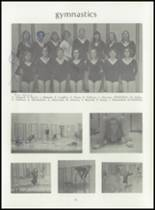 1970 Perham High School Yearbook Page 42 & 43