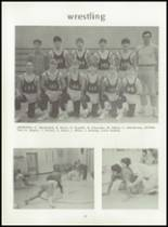 1970 Perham High School Yearbook Page 44 & 45