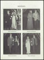 1970 Perham High School Yearbook Page 50 & 51