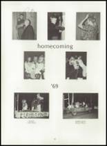 1970 Perham High School Yearbook Page 52 & 53