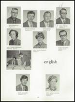 1970 Perham High School Yearbook Page 64 & 65
