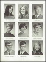 1970 Perham High School Yearbook Page 86 & 87