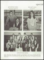 1970 Perham High School Yearbook Page 92 & 93