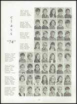 1970 Perham High School Yearbook Page 106 & 107