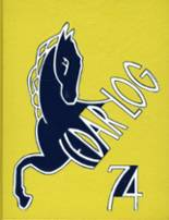 1974 Yearbook Cedar Cliff High School