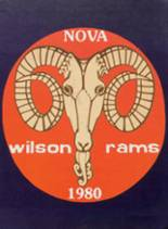1980 Yearbook Wilson High School