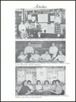 1955 Father Leo Memorial School Yearbook Page 24 & 25