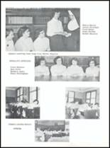 1955 Father Leo Memorial School Yearbook Page 30 & 31